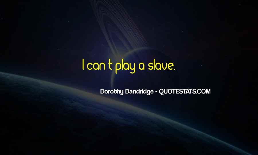 Dorothy Dandridge Best Quotes #1540773