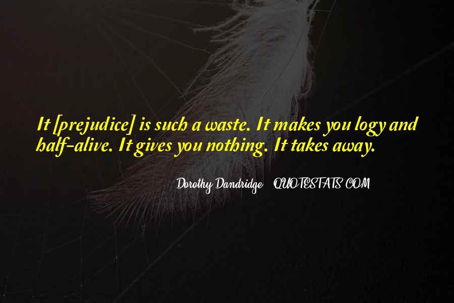 Dorothy Dandridge Best Quotes #493531