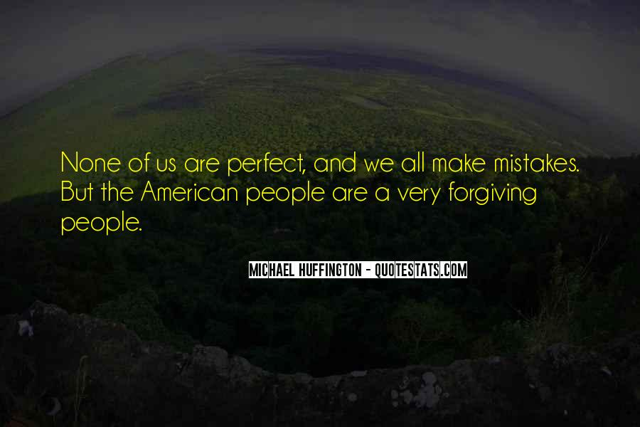 Quotes About The Mistakes #11502