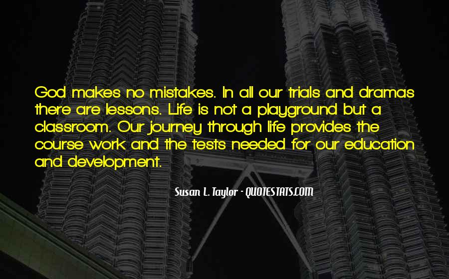 Quotes About The Mistakes #15606