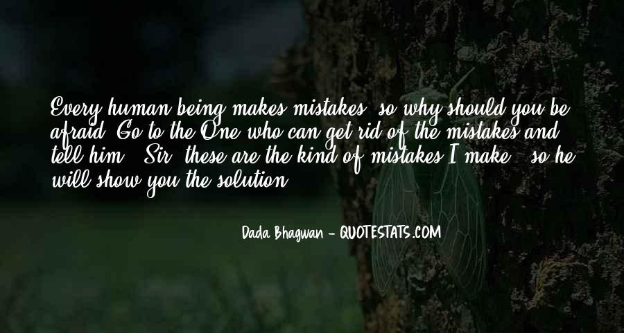 Quotes About The Mistakes #1627