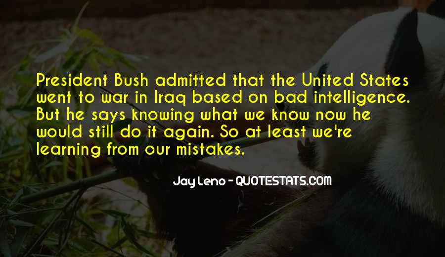 Quotes About The Mistakes #21796