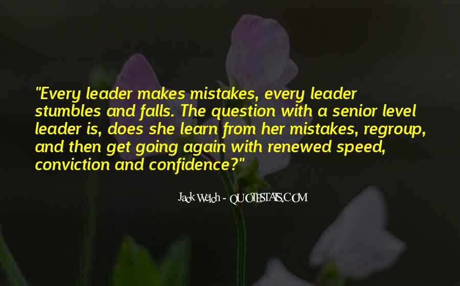 Quotes About The Mistakes #26746