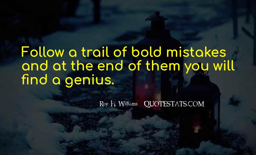 Quotes About The Mistakes #47086