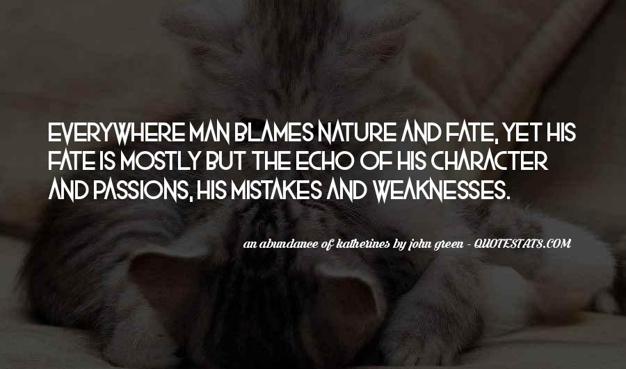 Quotes About The Mistakes #51673
