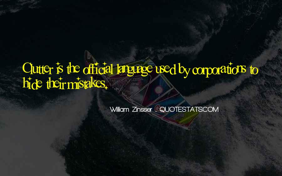 Quotes About The Mistakes #57534