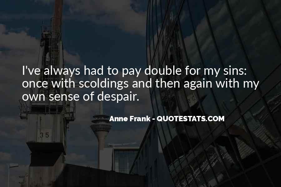 Double Pay Quotes #128435