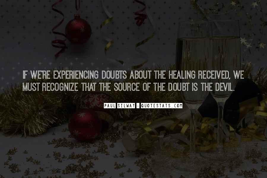 Doubting Us Quotes #111335