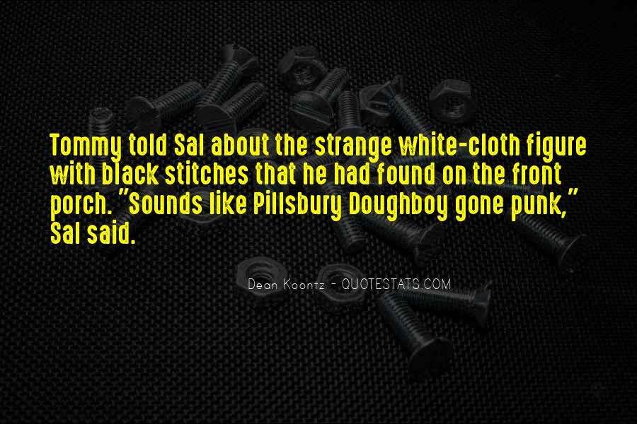 Doughboy Quotes #1429206