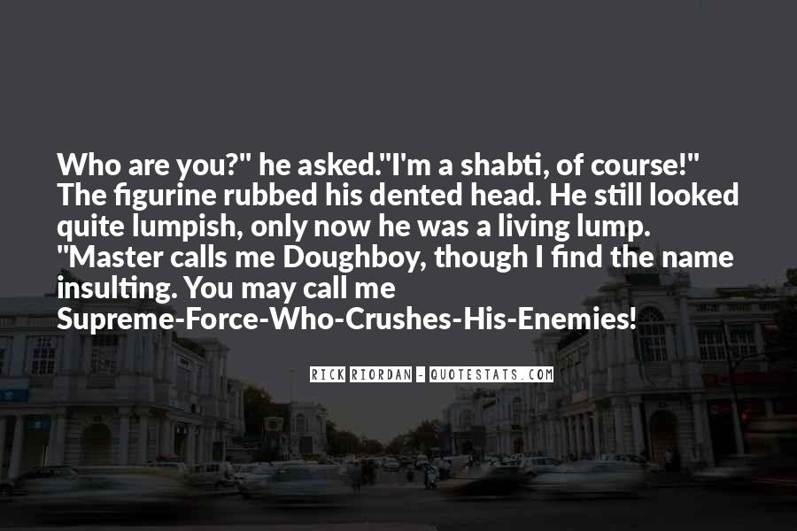 Doughboy Quotes #710915