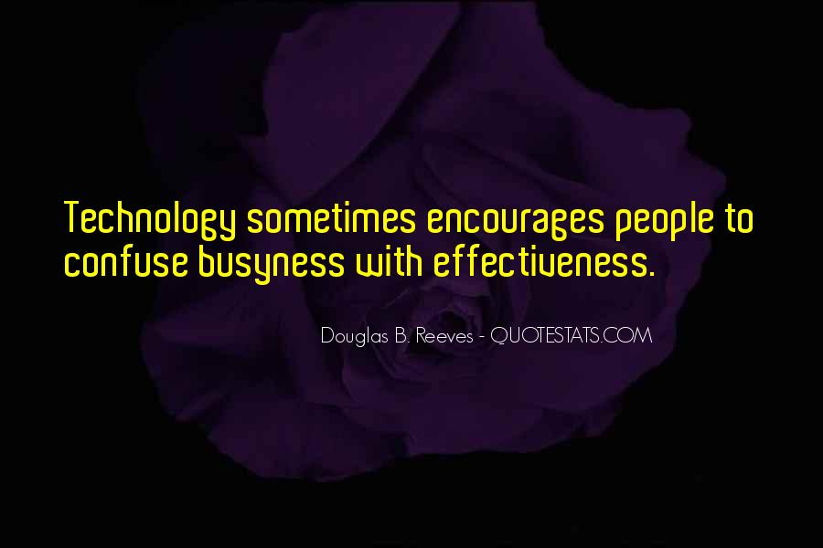 Douglas Reeves Quotes #1585779
