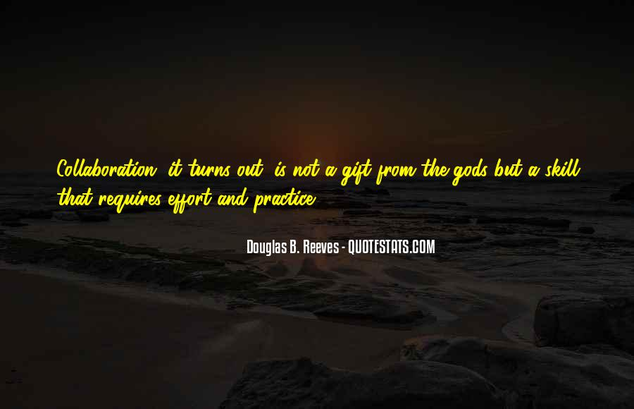 Douglas Reeves Quotes #1806251