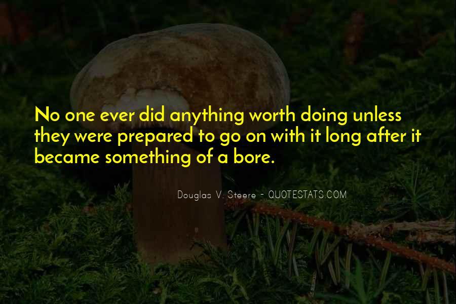 Douglas Steere Quotes #87910