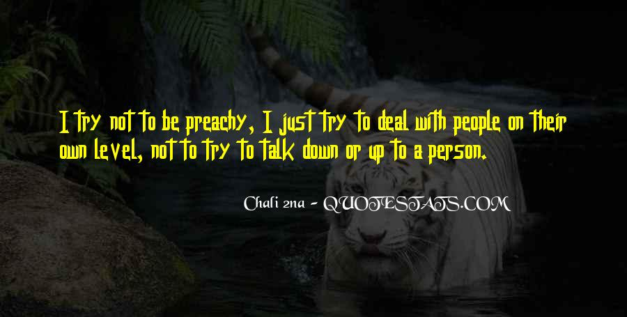 Down Talk Quotes #118221