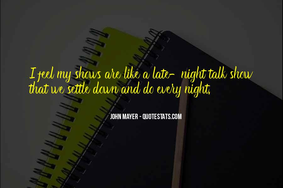 Down Talk Quotes #124213