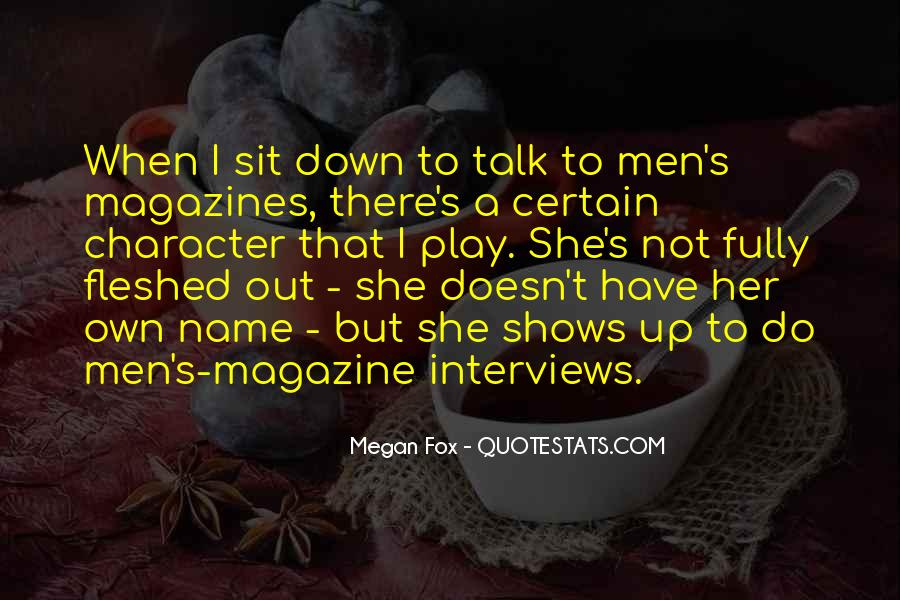 Down Talk Quotes #282703