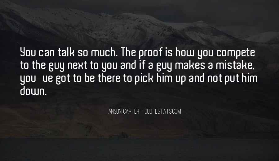 Down Talk Quotes #317048