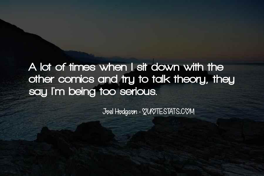 Down Talk Quotes #317782