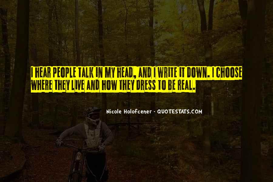 Down Talk Quotes #364425