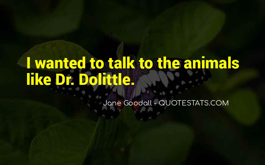 Dr Dolittle 3 Quotes #320944