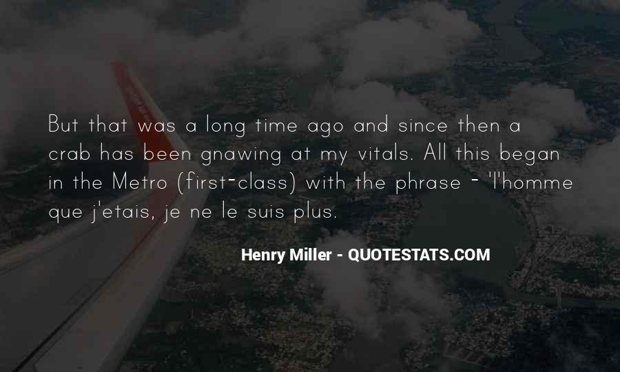 Quotes About The Metro #1424381