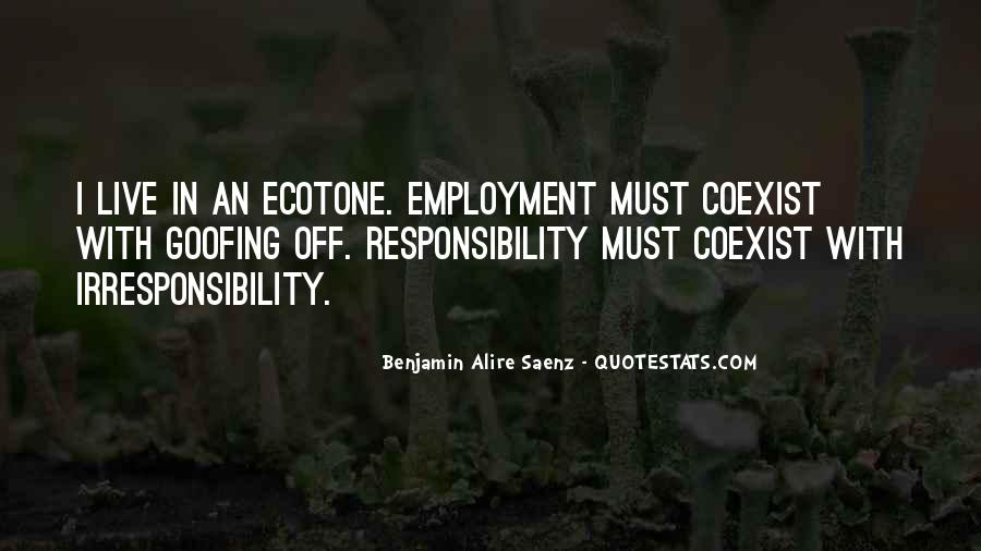 Quotes About Inspirational Employment #1608011