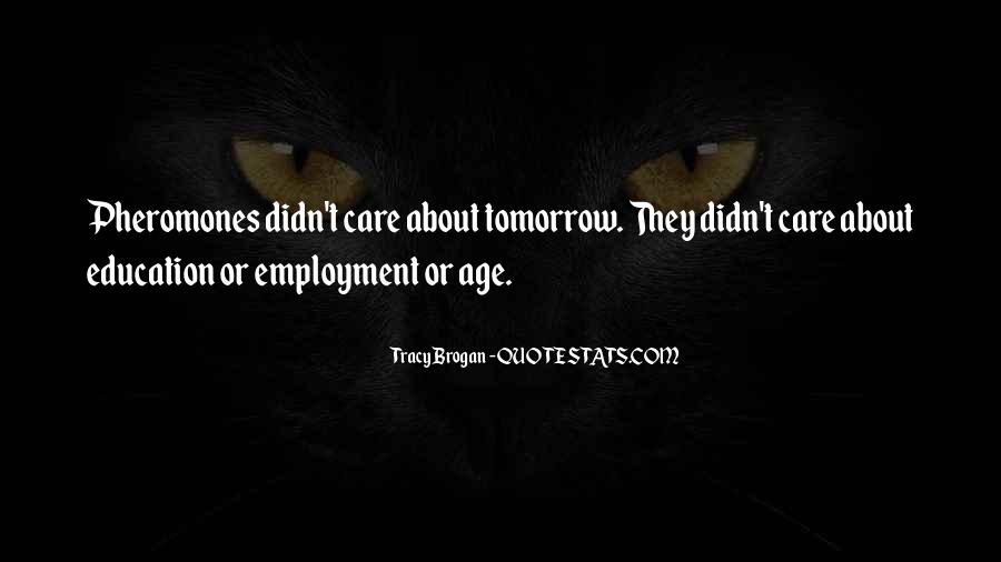 Quotes About Inspirational Employment #1784023
