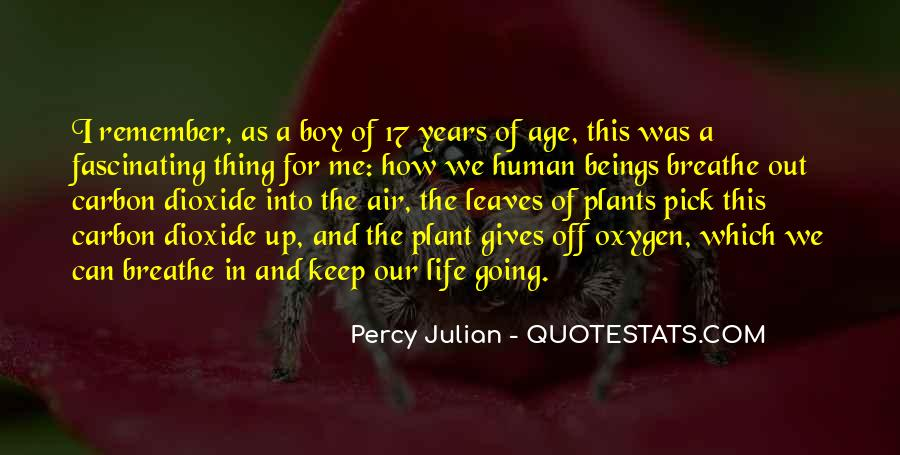 Dr Percy Julian Quotes #704530