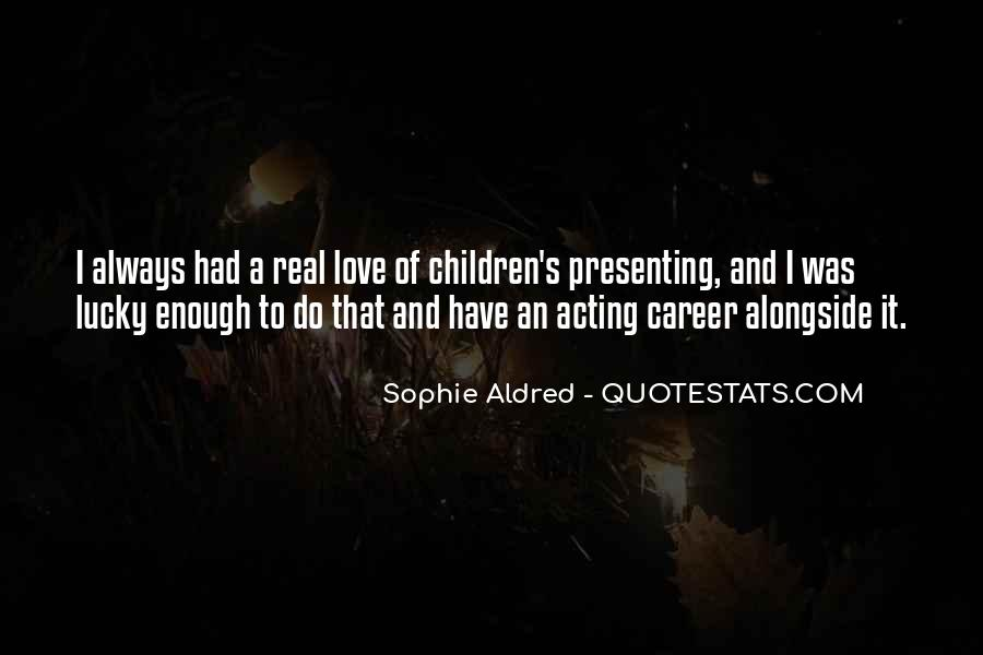 Quotes About Inspirational Elders #1291742