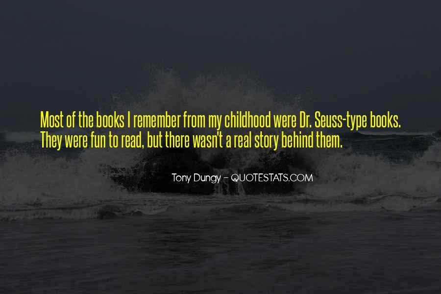 Dr Seuss Childhood Quotes #1612671