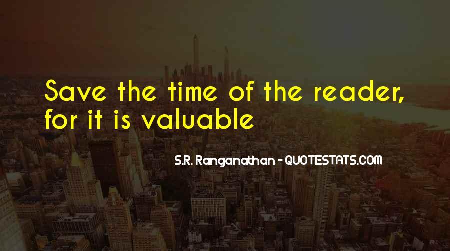 Dr Sr Ranganathan Quotes #892969