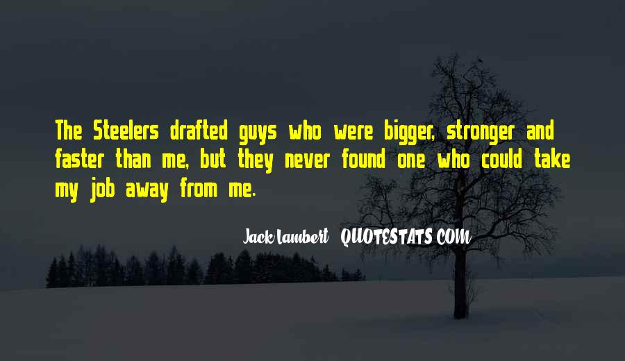 Drafted Quotes #1739074