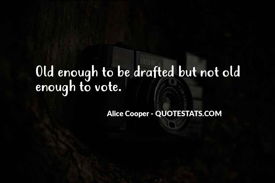 Drafted Quotes #29043