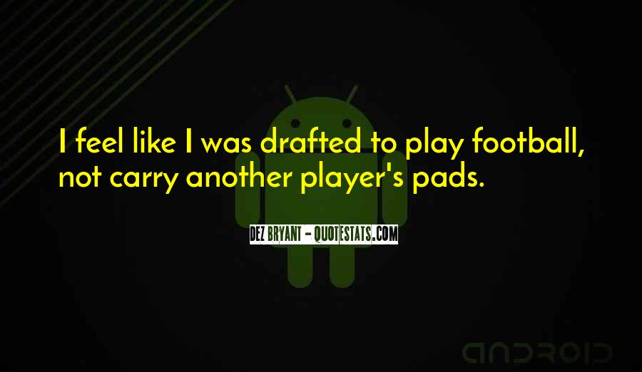 Drafted Quotes #882696
