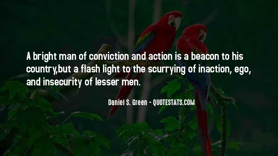 Quotes About Inspirational Conviction #129928