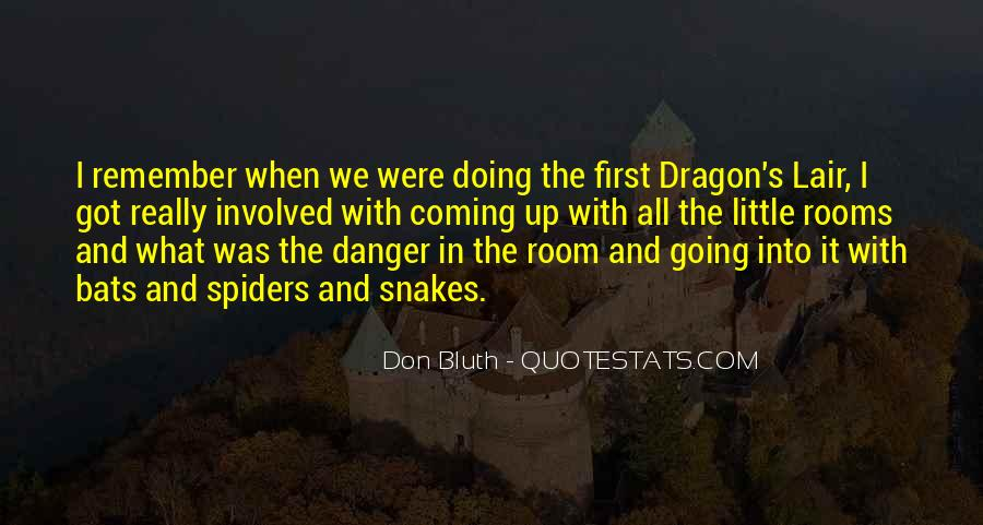 Dragon's Lair Quotes #1099127