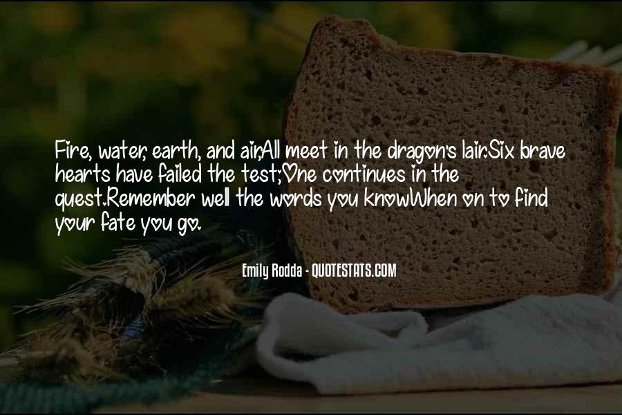 Dragon's Lair Quotes #1128754