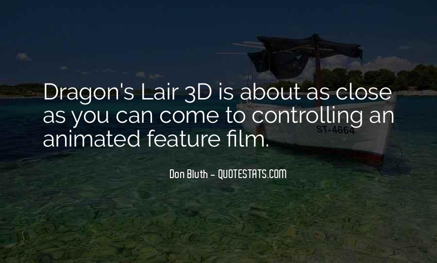 Dragon's Lair Quotes #1146358