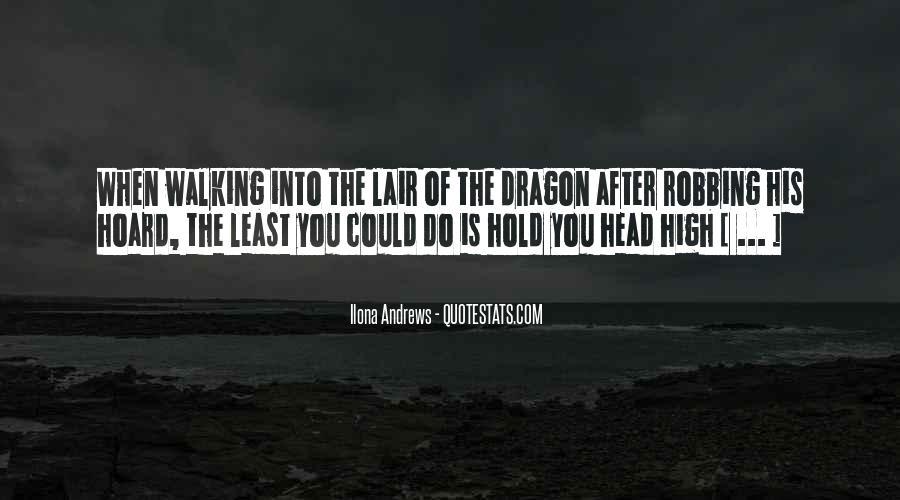 Dragon's Lair Quotes #1487256