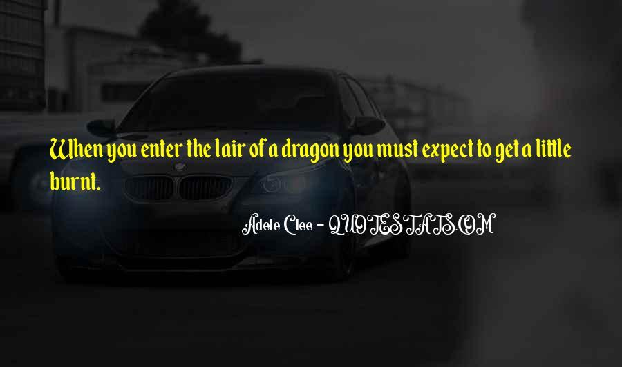 Dragon's Lair Quotes #1839637