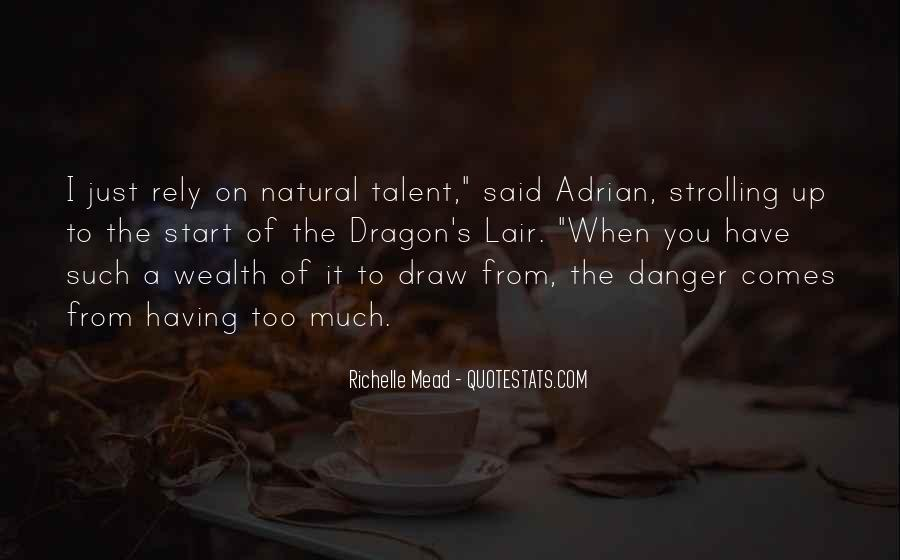 Dragon's Lair Quotes #397562