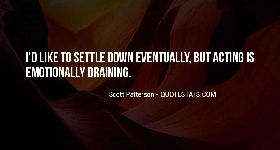 Top 70 Draining Me Quotes: Famous Quotes & Sayings About ...
