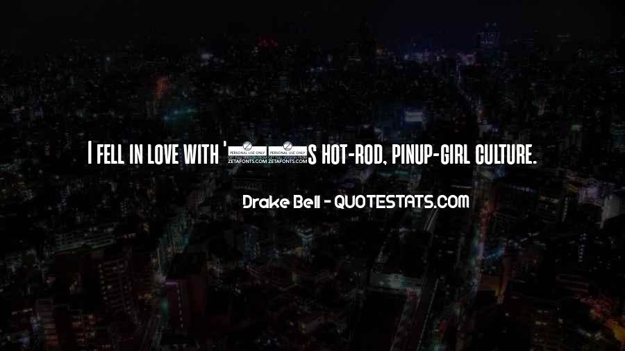Drake Best Girl Quotes #753389