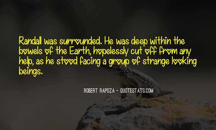 Quotes About Inspirational Calamities #1658879
