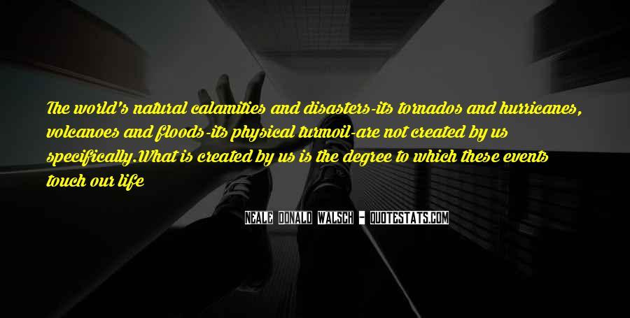 Quotes About Inspirational Calamities #17