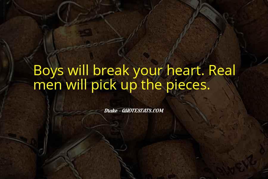 Drake Pick Up Quotes #653385