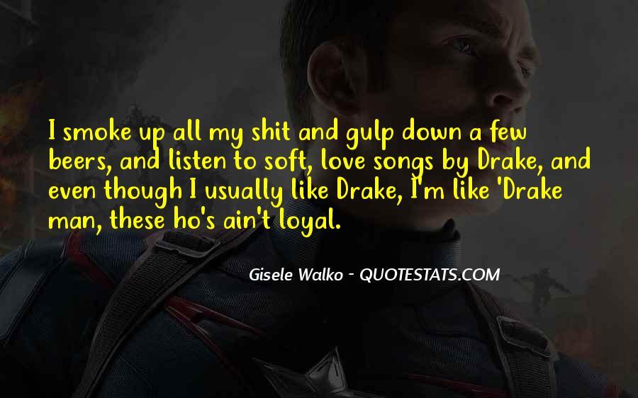 Drake Soft Quotes #646882