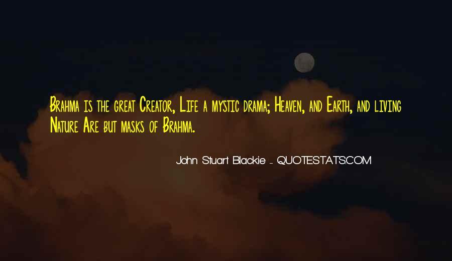 Drama Creator Quotes #1454530