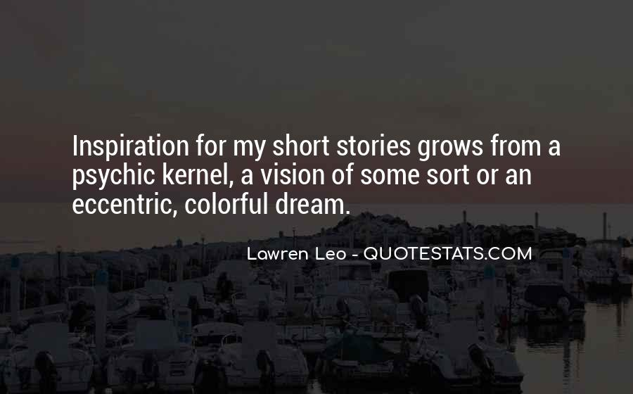 Dream Big Live Bigger Quotes #551504