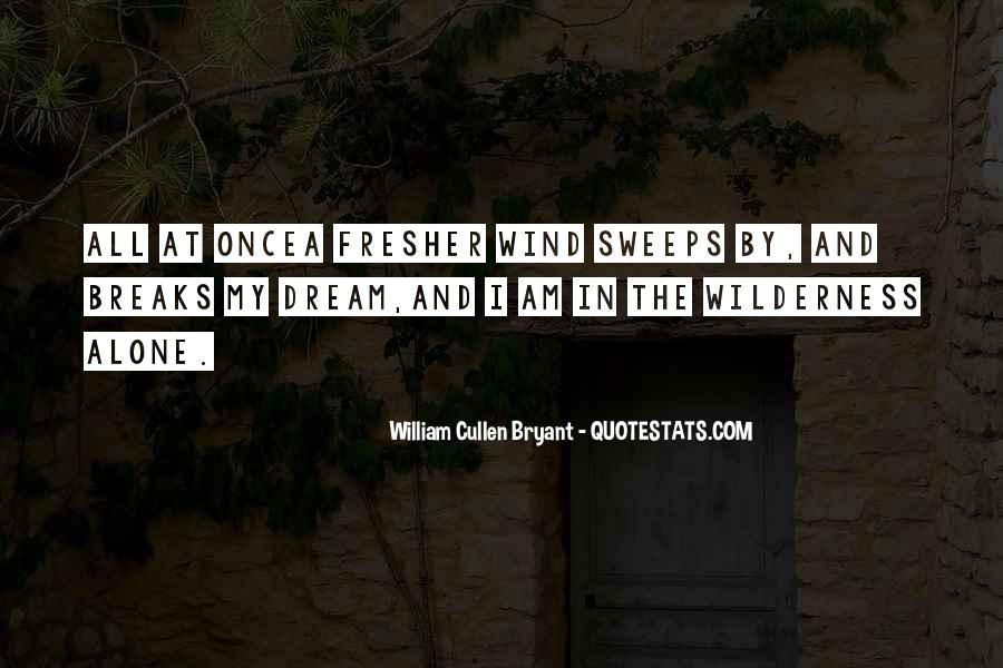 Dream Breaks Quotes #1305877